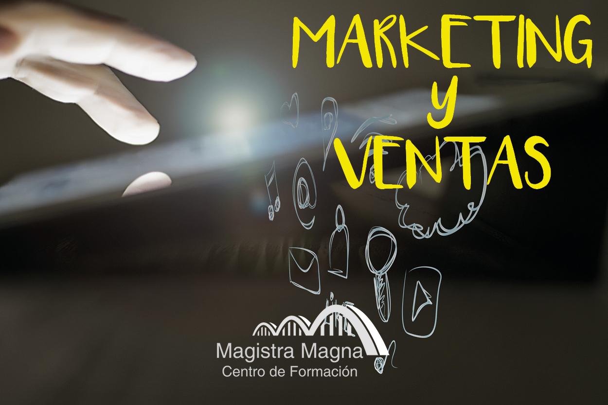 Cursos Marketing y Ventas
