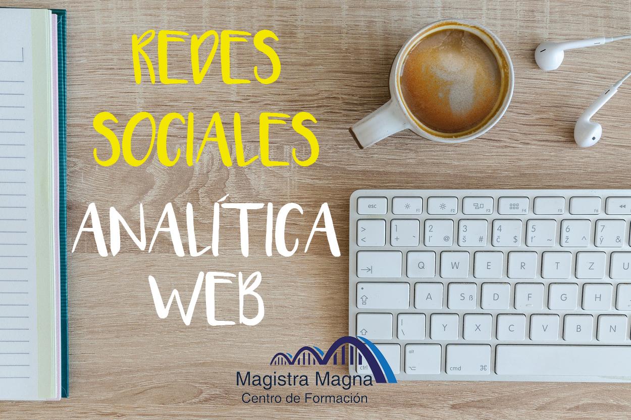 Cursos Redes Sociales y Analitica web