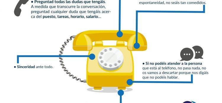 TIPS ENTREVISTA TELEFÓNICA