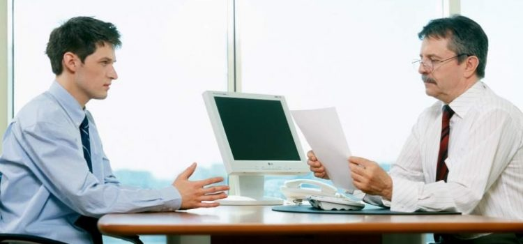 La entrevista de trabajo es el factor determinante para que una empresa te contrate a ti